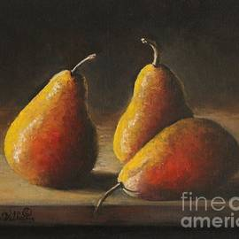 Dramatic Pears by Bob Williams