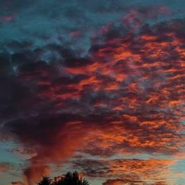 Andrew Ponochovnyi - Dramatic Sunset 😮☀️
