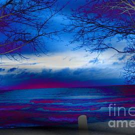 Abstract Angel Artist Stephen K - Dream Beyond the Horizon