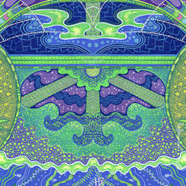 Julia Khoroshikh - Dream of the Full Moon mirrored version