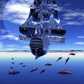 Claude McCoy - Dream Sea Voyager