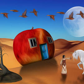 Surreal Photomanipulation - Dream World