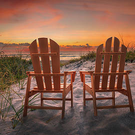 Dreaming by the Sea by Debra and Dave Vanderlaan