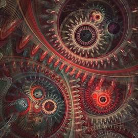 Dreaming clocksmith by Martin Capek