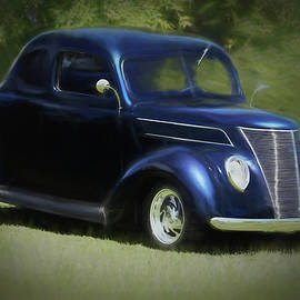 Ernie Echols - Dreaming of a 1937 Ford Coupe
