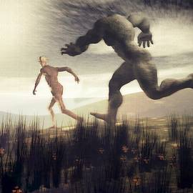 John Alexander - Dreaming of a Nameless Fear