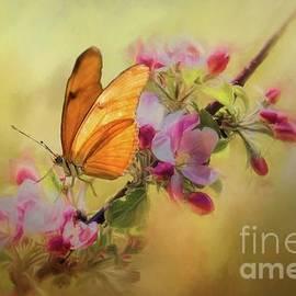Dreaming of Spring by Eva Lechner