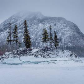 Yves Gagnon - Dreaming of Winter Banff National Park
