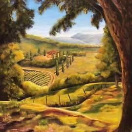 Anna Festa - Dreams of Tuscany