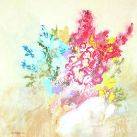 Dreamscape Series Barbara's Bouquet by Sharon Nelson-Bianco