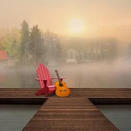 Nina Bradica - Dreamy Country Lake