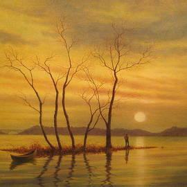 Barry DeBaun - Drifting Thoughts