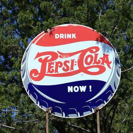 Allen Beatty - Drink Pepsi - Cola Now