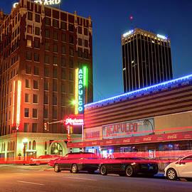 Gregory Ballos - Driving Through Downtown Amarillo Texas