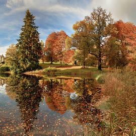 Grant Glendinning - Drummond Castle Garden