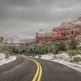 Racheal Christian - Boynton Canyon Road
