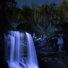 Richard Sandford - Dry Falls Moonlight