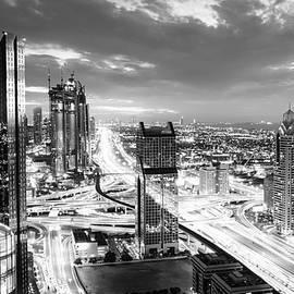Alexey Stiop - Dubai rush hour