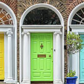 Delphimages Photo Creations - Dublin rainbow