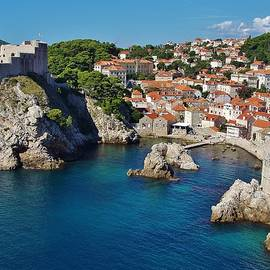 Dubrovnik by the Sea  by Loring Gimbel