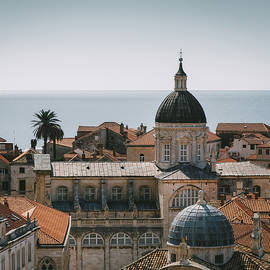Dubrovnik Cathedral Skyline by Dave Bowman