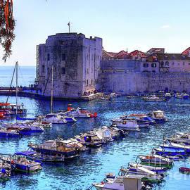 Lance Sheridan-Peel - Dubrovnik Harbour
