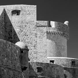 Dubrovnik Old Town Walls by Dave Bowman