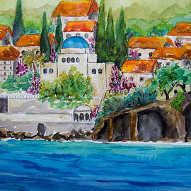 Dubrovnik by Patricia Beebe