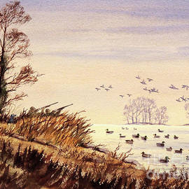 Bill Holkham - Duck Hunting Times