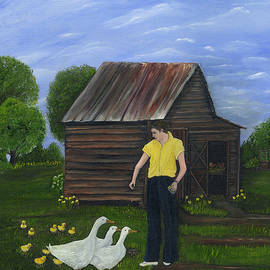 Linda Clark - Ducks In A Row