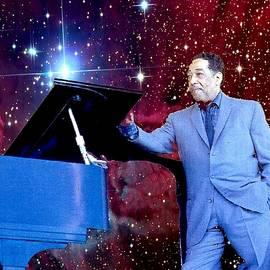 Duke Ellington by Frank Rozasy