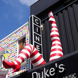 Dukes at Komedia - Yes you can can