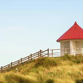 Wim Lanclus - Dune Pavilion