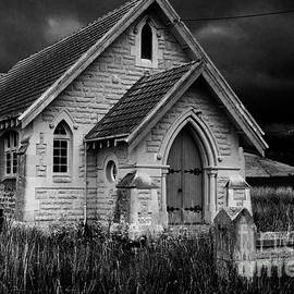 Country Church by Werner Padarin