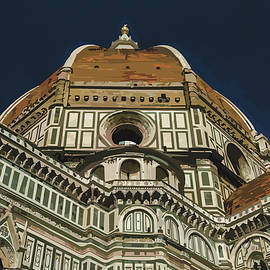 Brian Shaw - Duomo From Below, Florence