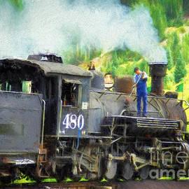 Durango and Silverton 480 by Janice Pariza