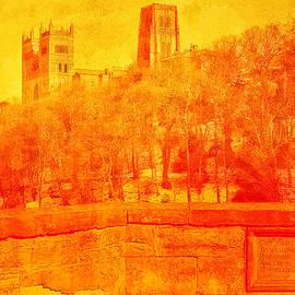 Nigel Fletcher-Jones - Durham Cathedral from Prebends Bridge