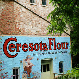 Beth Ferris Sale - Durham Grist Mill Cerosota Flour