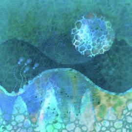 Dusky Moon by Aurora Art