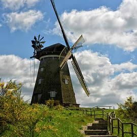 Dutch windmill - Joachim G Pinkawa