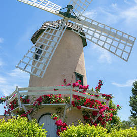 Dutch Windmill, Lamar Colorado by Amy Sorvillo