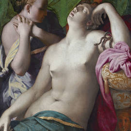 Dying Cleopatra - Rosso Fiorentino
