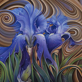 Dynamic Iris by Ricardo Chavez-Mendez