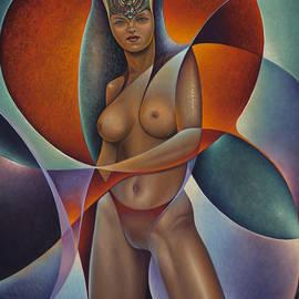 Dynamic Queen I by Ricardo Chavez-Mendez