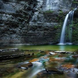 Bill Wakeley - Eagle Cliff Falls