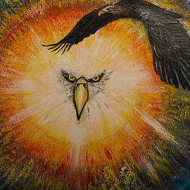 Eagle Power by Solveig Katrin