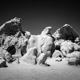 Eagle Rock Infrared by Alexander Kunz