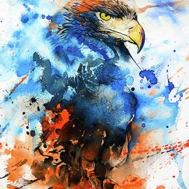Eagle by Atanasov Art