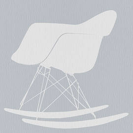 Eames Rocking Chair by Naxart Studio