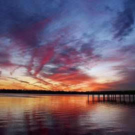 Bob Cuthbert - Early Evening Skies